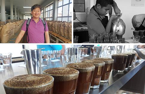 아임바리스타의 커피